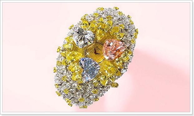 Самые дорогие часы в мире женские