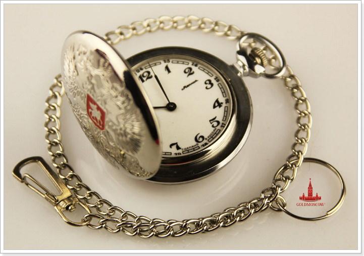 Карманные часы мода