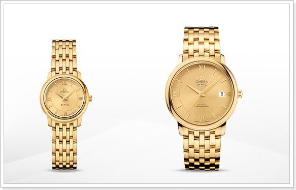 Часы Omega для пары