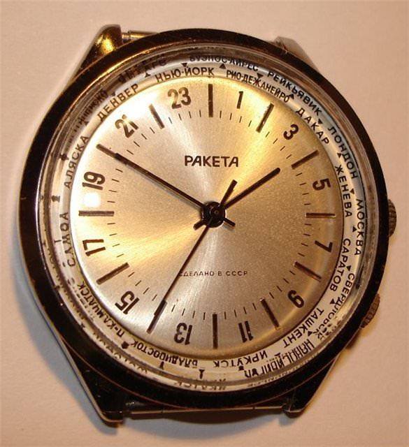 наручные часы родина ссср