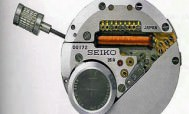первые кварцевые наручные часы