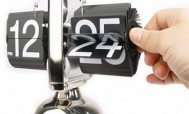 дизайнерские настольные часы
