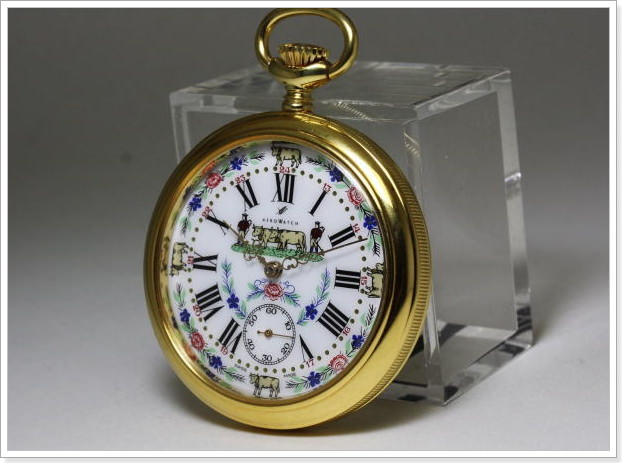 Aero watch карманные