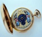 карманные часы с музыкой