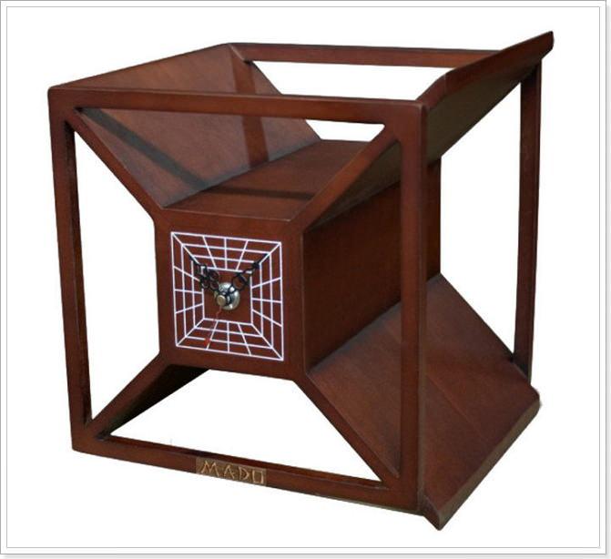 Как сделать деревянный корпус настольных Часов?
