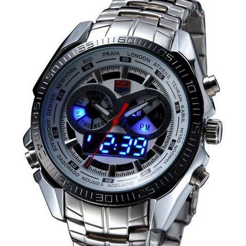 Часы мужские на руке дорогие