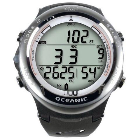 Многофункциональные электронные часы фирмы Oceanic