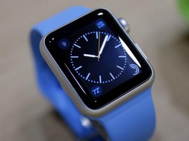 оформление apple watch sport