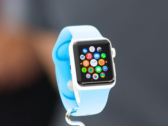apple watch фото
