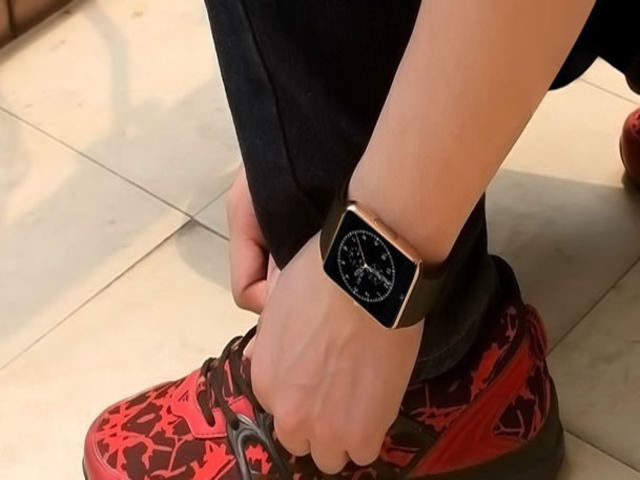 Красивые детские часы с GPS