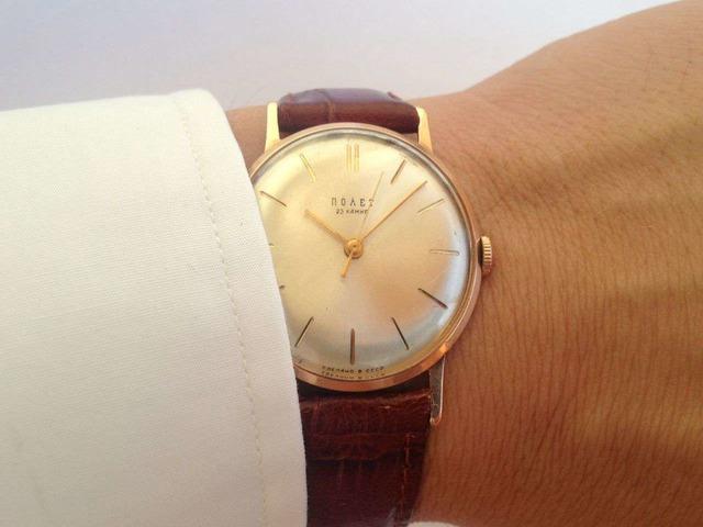 Самые лучшие российские наручные часы