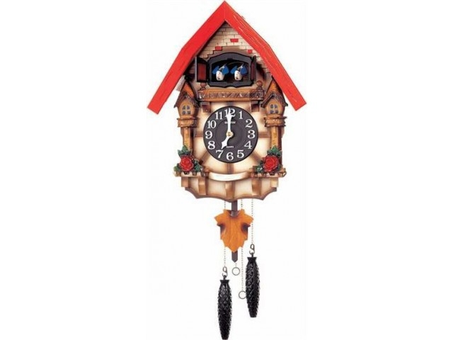 Интересная модель часов