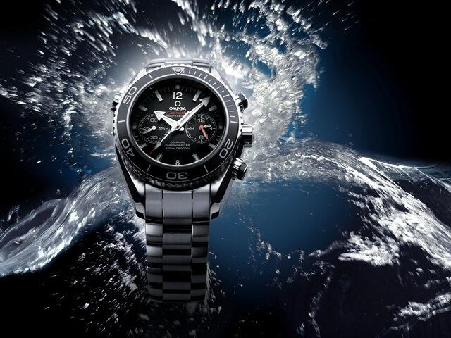 Часы не боящиеся воды