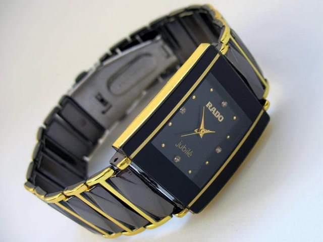 Мужские часы радо керамика копия
