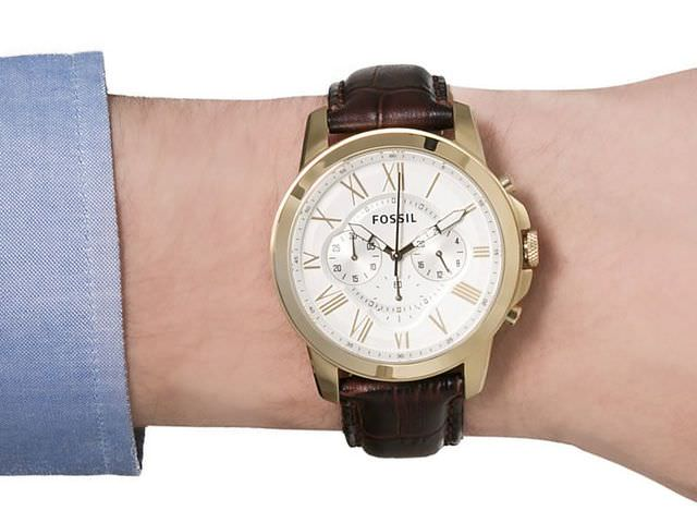 Часы для мужчин на ремешке