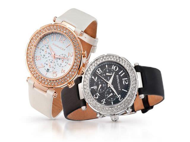 Модные часы санлайт