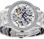Наручные часы скелетоны Guess U25004L1