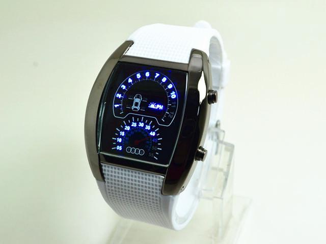 3b5a4946 Светодиодные часы наручные какие имеют функции видео